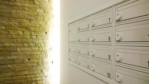 FR60MBH | Fire-rated letterboxes