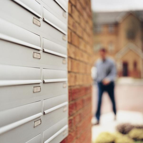DAD | Wall recessed letterboxes | Telescopic mailboxes