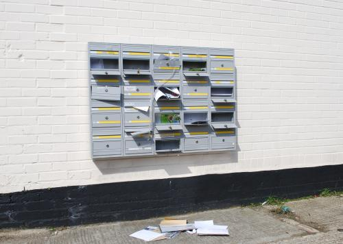Secured By Design Mailboxes
