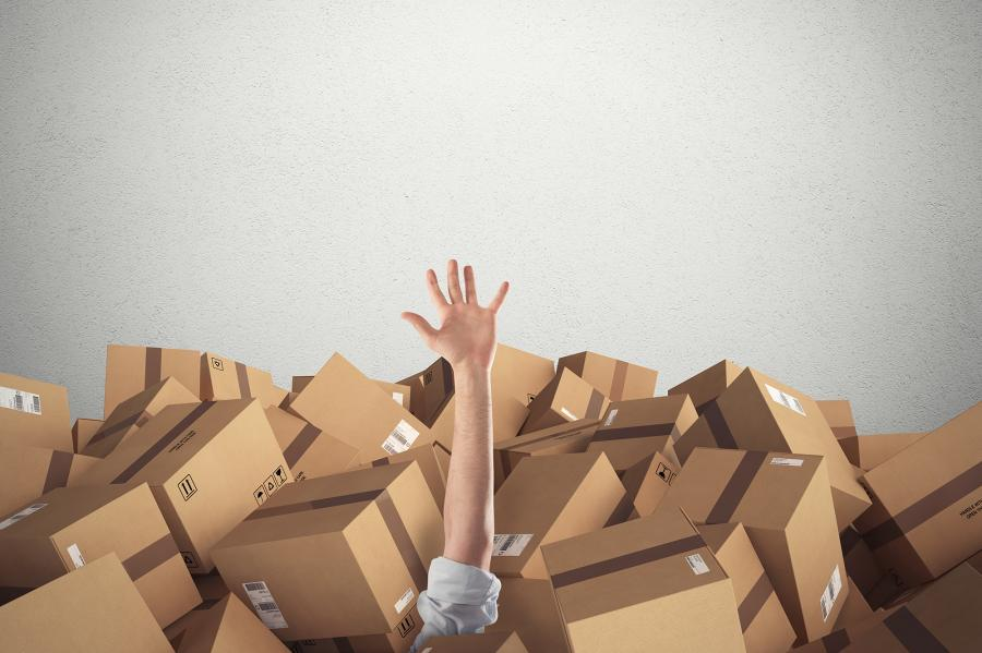 How to cope with the parcel deliveries growth